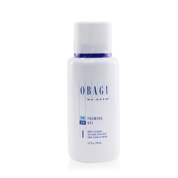Obagi Nu Derm Foaming Gel (Nu Derm Foaming Gel)